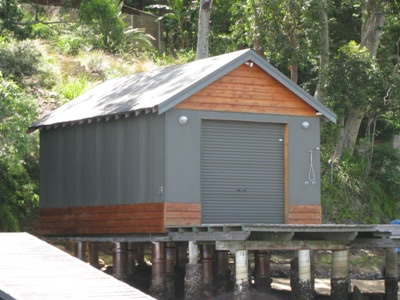boatshed northern beaches